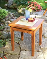 Patio Table Tile Top Side Table Mexican Tile Outdoor Side Table Tiled Moroccan Side