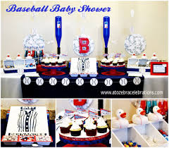 baseball baby shower ideas baseball baby shower a to zebra celebrations