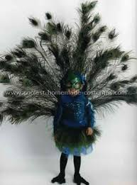 Peacock Halloween Costume Kids Partybell Peacock Child Costume Kids Costumes