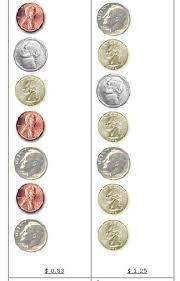 money answer key worksheet sample