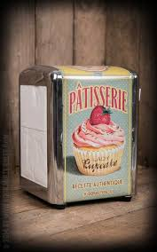 napkin dispenser lady cupcake for your cool looking kitchen