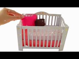 Miniature Crib Bedding 294 Best Dollhouse Miniatures Baby Images On Pinterest Baby