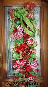 124 best christmas swags images on pinterest christmas swags