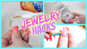jewelry life hacks cleaning jewelry storage tips u0026 tricks