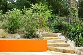decoration minerale jardin jardin contemporain technatura