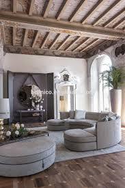 U Shape Sofa Set Designs Italy Style Living Room Sectional Sofa Set Post Modern Design