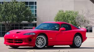 Dodge Viper Red - 2001 dodge viper gts acr coupe s120 kissimmee 2016