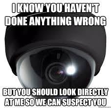 Camera Meme - security systems are a smart way to protect your home hire now