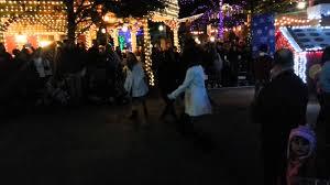 christmas parade at stone mountain youtube