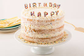 get happy with our sugar cookie funfetti birthday cake brit co