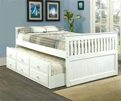 double trundle bed bedroom furniture double trundle bed best full size trundle bed ideas on kids full