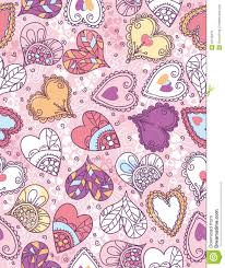 heart wrapping paper wrapping paper with hearts vector stock vector illustration of