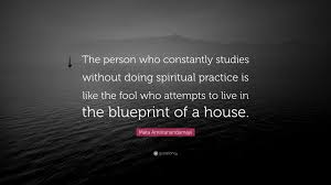 mata amritanandamayi quote u201cthe person who constantly studies
