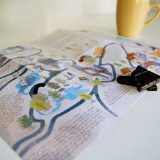 Writing Maps Writing People U0027 Writing Prompts Map By Writing Maps