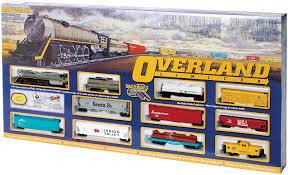 ho overland limited set hobby center