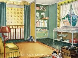 antique home interior antique home 1920 nursery design vintage 1920 baby s roo flickr