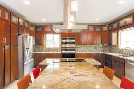 upgrade your home with prime kitchen cabinetry golden cabinets