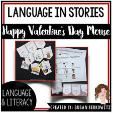 happy s day mouse language activities for happy s day mouse for speech