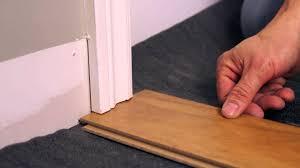 porte de chambre rona rona comment installer un plancher flottant