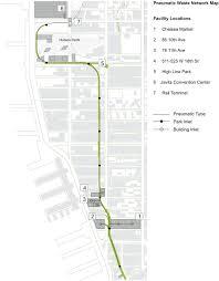 pneumatic tubes for one new york u0027s trash urban omnibus