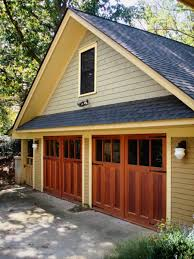 new garages that blend in arts crafts homes and the revival the new garage for a 1902 shingle style house in north carolina has custom made