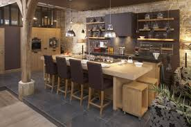 cuisine chaleureuse cuisine chaleureuse contemporaine cuisine amenagee bois cbel