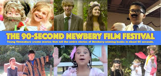 90 second newbery film festival gives kids the chance to turn