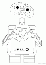 coloring pages stunning wall e coloring page pages walle
