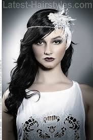 gatsby hairstyles for long hair long hairstyles best of great gatsby hairstyles long hair great