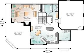 wrap around porch floor plans an elevator and a wrap around porch 21885dr architectural