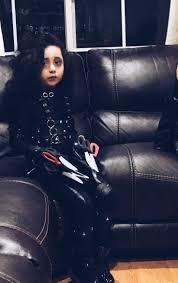 Edward Scissorhands Costume The 25 Best Edward Scissorhands Makeup Ideas On Pinterest