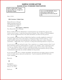cover letter address format images cover letter sample