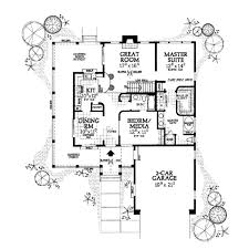 country style house plan 2 beds 2 baths 1295 sq ft plan 72 103