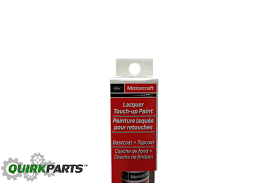 ford motorcraft absolute black touch up paint scratch fix brush g1