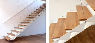 stahl holz treppe treppengelnder holz und stahl kreative ideen über home design