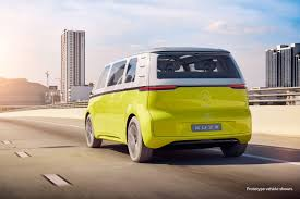 electric volkswagen van it u0027s official the vw bus is back and it u0027s electric u2013 newsroom