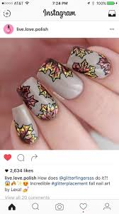 145 best fall halloween nails images on pinterest halloween