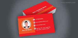 template business card cdr business card template in corel draw format for free download and