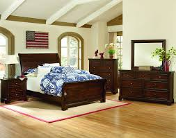 Hanover Collection Hanover BR Col Bedroom Groups Vaughan Bassett - Discontinued bassett bedroom furniture