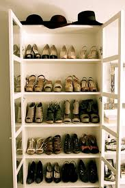 Ikea Billy Bookcase Glass Door How To Organise Your Shoes Shoe Wardrobe Ikea Billy And Glass Doors