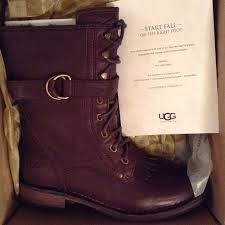 ugg womens cargo boots 83 ugg boots ugg combat boots from ayla s closet on poshmark