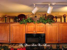 what do you put on top of kitchen cabinets what do you put on top of kitchen cabinets put crown molding to