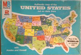 Image Of United States Map by Amazon Com Puzzle Map Of The United States Toys U0026 Games