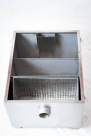 grease trap box bahrain stainless steel