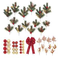 and gold trim a tree gift box set of 50 pieces 2397840hd