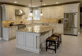 glamorous refacing kitchen cabinets looks so modern kitchen island