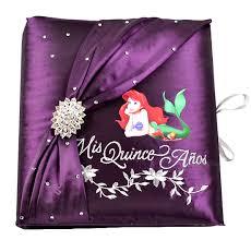 quinceanera photo albums 12 mermaid photo album alb9 quinceanera mall