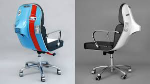 Chair Cycle Vespa Upcycled Into The Office Chair You Always Wanted