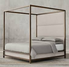 high panel four poster bed from restoration hardware u2026 pinteres u2026