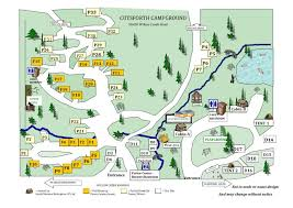 parks map cutsforth park map morrow county parks